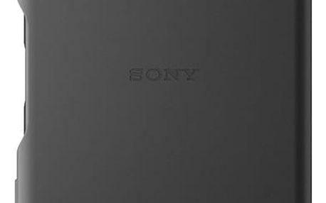 Sony SBC22 Style Back Cover Xperia X, černá - 1301-5884