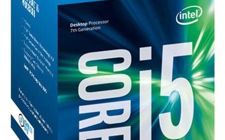 INTEL Core i5-7600 3.5GHz/6MB/LGA1151/Kaby Lake