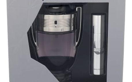 Paco Rabanne Invictus dárková kazeta pro muže toaletní voda 100 ml + toaletní voda 10 ml