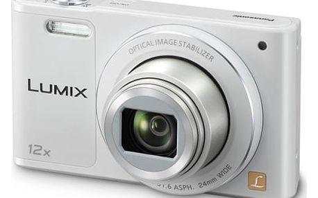 Digitální fotoaparát Panasonic DMC-SZ10EP-W bílý