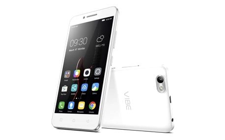 LENOVO VIBE C Dual SIM (PA300101CZ), bílá