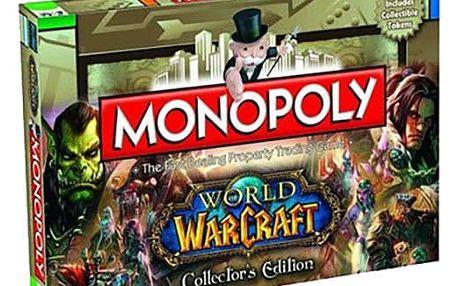Monopoly - World of Warcraft