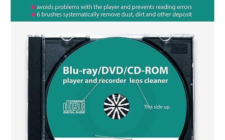 Clean IT pro Blu-ray/DVD/CD-ROM přehrávače - CL-32