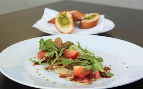 Vyladěná hostina pro dva: 3chodové menu v La Strada nejen pro celiaky2
