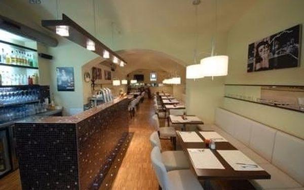 Vyladěná hostina pro dva: 3chodové menu v La Strada nejen pro celiaky4