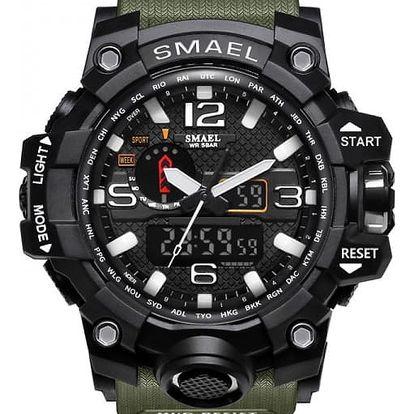 Sportovní pánské hodinky - 11 barev