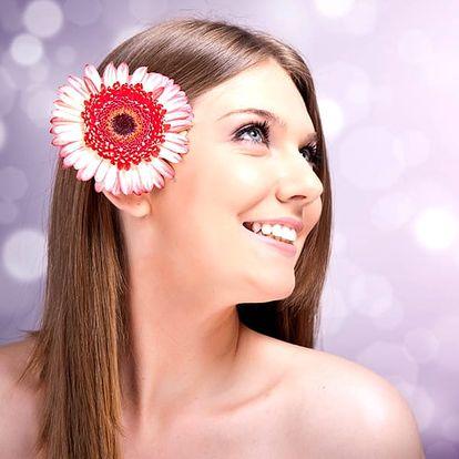 Kosmetické ošetření plazmovými toky nebo diamantová dermabraze až 60 min. ošetření.