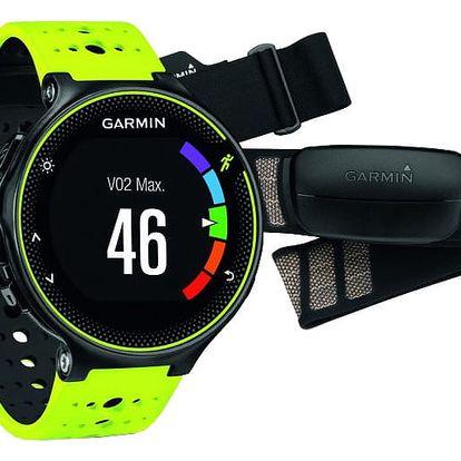 GARMIN Forerunner 230 HR Premium, žlutá - 010-03717-53