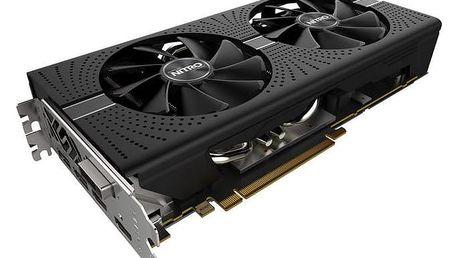 Sapphire Radeon NITRO+ RX 570, 4GB GDDR5 - 11266-14-20G + Quake Champions platný do 31.12.2017