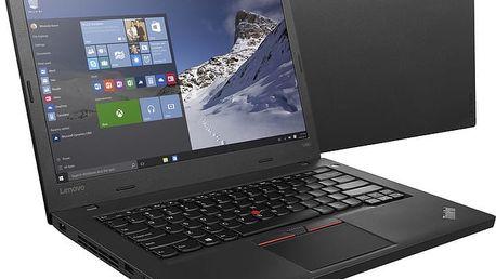 Lenovo ThinkPad L460, černá - 20FU002DMC