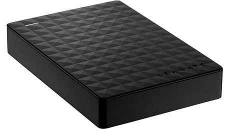 Seagate Expansion Portable, USB3.0 - 4TB, černá - STEA4000400