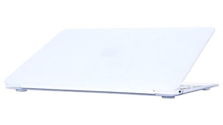 """Plastový kryt pro MacBook 12"""" MATT - bílý - 14410101000001"""