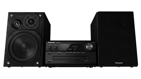 Panasonic SC-PMX82EG-K, černá