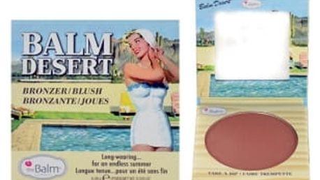 TheBalm Balm Desert Bronzer & Blush 6,39 g bronzer pro ženy