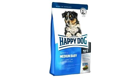Granule HAPPY DOG MEDIUM Baby 28 10 kg, + Doprava zdarma