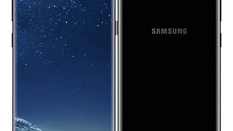 Mobilní telefon Samsung Galaxy S8+ - Midnight Black (SM-G955FZKAETL) Software F-Secure SAFE 6 měsíců pro 3 zařízení (zdarma) + Doprava zdarma
