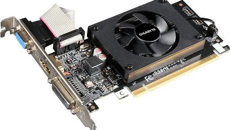 GIGABYTE GT 710, 2GB - GV-N710D3-2GL