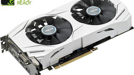 ASUS GeForce GTX 1070 DUAL-GTX1070-O8G, 8GB GDDR5 - 90YV09T1-M0NA00