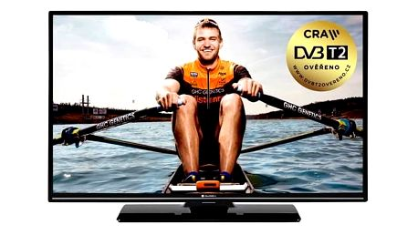 Televize GoGEN TVF 32N525T černá + Doprava zdarma