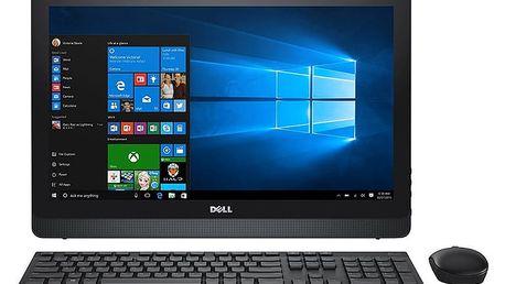 Dell Inspiron 22 (3264), černá - 3264-5945