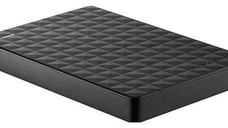 Seagate Expansion Portable, USB3.0 - 2TB, černá - STEA2000400