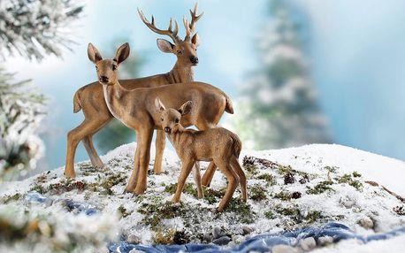 "Dekorační figurka ""jelen"""