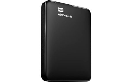 WD Elements Portable - 500GB - WDBUZG5000ABK-WESN