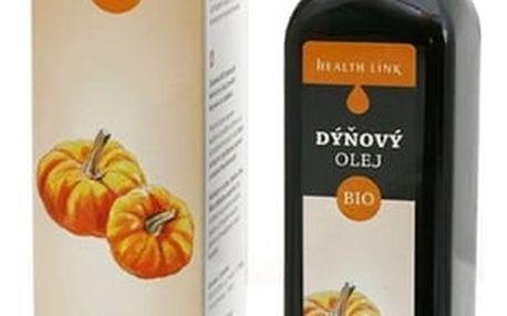 HEALTHLINK 100% BIO Dýňový olej 250 ml
