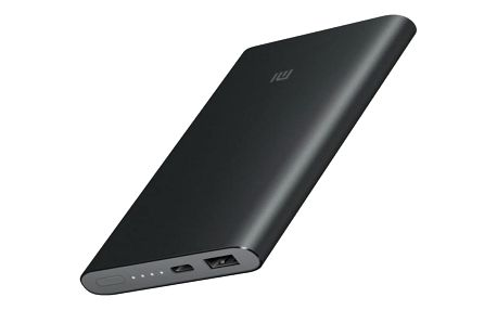 Xiaomi Mi Power Bank Pro, 10 000 mAh, USB-C - PLM01ZM