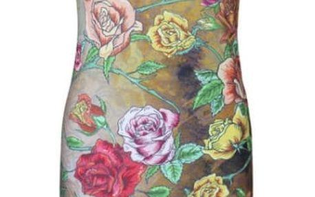 Veselé letní mini šaty s různými motivy - Varianta 11, velikost 5