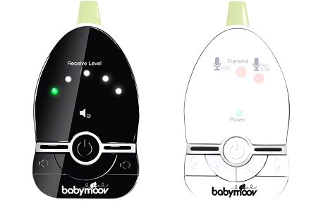 Babymoov Easy Care Digital Green 2015 černá/bílá