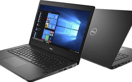Dell Latitude 14 (3480), černá - 3480-8597