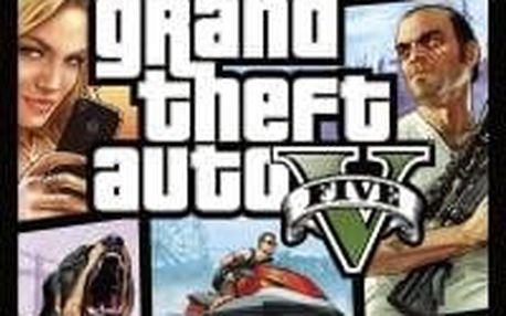 Hra RockStar Grand Theft Auto V (428390)