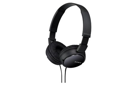 Sony MDR-ZX110, černá - MDRZX110B.AE