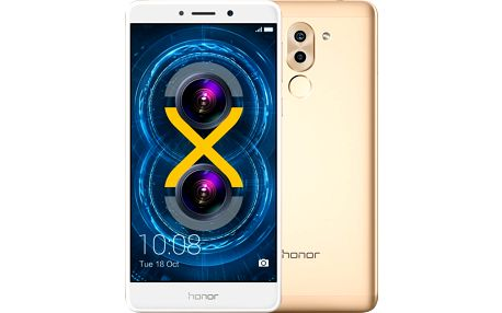 Honor 6X, zlatá - 51091GNC
