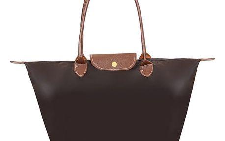 Praktická dámská kabelka - Černá - 52cm 20cm 32cm