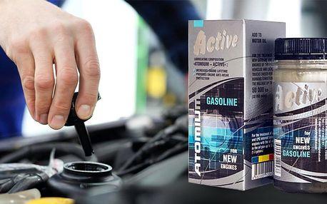 ATOMIUM: aditiva a maziva do motorů a převodovek