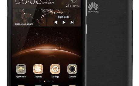 Huawei Y5 II, Dual Sim, černá - SP-Y5IIDSBOM
