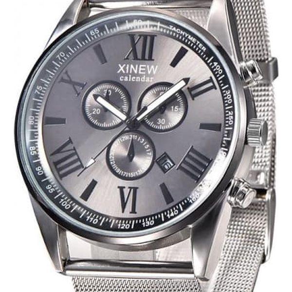 Pánské hodinky v luxusním designu - 4 barvy