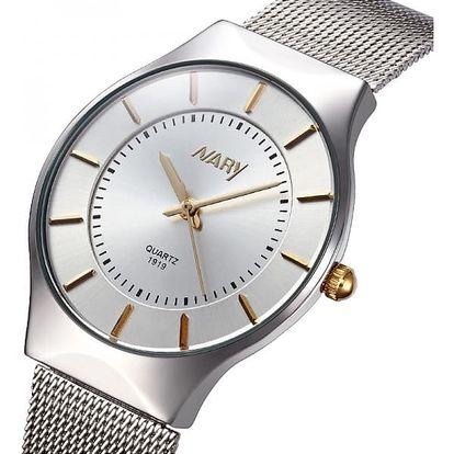 Dámské hodinky v dárkovém boxu - 4 barvy