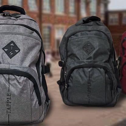 Stylové batohy do města i na výlety