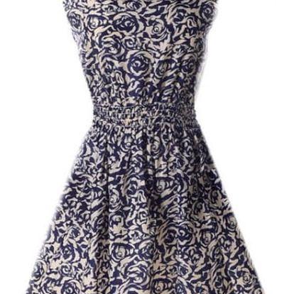 Rozmanité letní šaty - Vzor: 20 - Velikost: 5 - dodání do 2 dnů