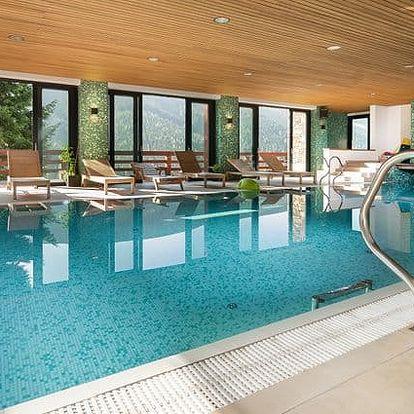 3denní letní wellness pobyt pro 2 v hotelu Adam**** ve Špindlerově Mlýně