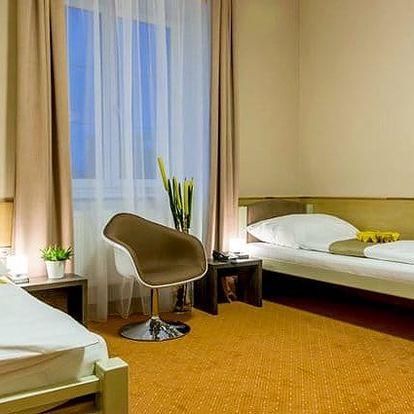 3–5denní pobyt se snídaní pro dva v komfortním hotelu Lužnice*** nedaleko Tábora
