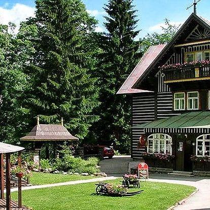 2 až 5denní romantický wellness pobyt pro 2 v hotelu Tři růže v Krkonoších