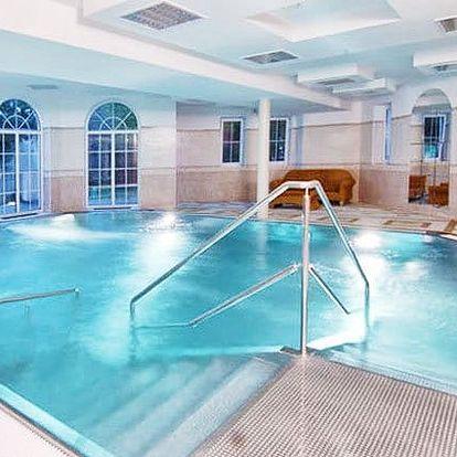 3–5denní wellness pobyt v luxusním hotelu Goethe**** pro 1 či 2 u Mariánských Lázní