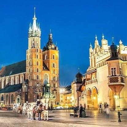3–5denní wellness pobyt pro 2 se slevami a saunou v hotelu Daisy*** Superior v Krakově