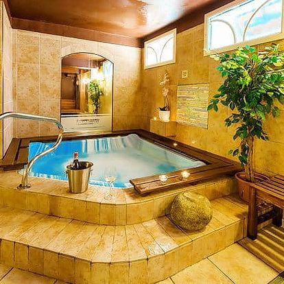 2–5denní wellness pobyt s polopenzí pro 2 v Alpském hotelu v Krkonoších
