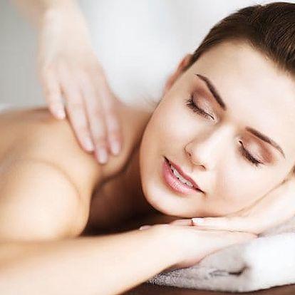 20 nebo 50minutová relaxační masáž v Salonu Mamayo v Praze