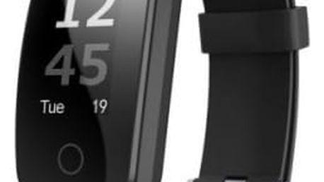 Fitness náramek Umax U-Band 107 Plus HR (UB508) černý